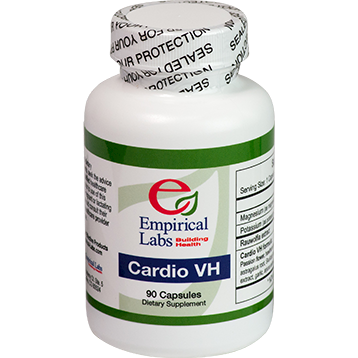 Empirical Labs Cardio VH 90 caps EMP002