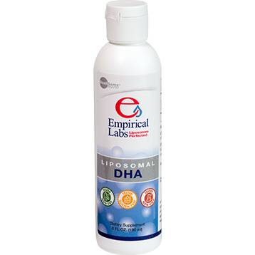 Empirical Labs Liposomal DHA 6 oz EMP017