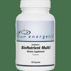 Energetix BioNutrient Multi 120 caps E30416