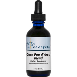 Energetix Core Pau d039Arco Blend 2 oz E12644