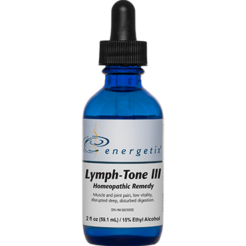 Energetix Lymph Tone III 2 oz E30815