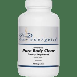 Energetix Pure Body Clear 180 caps E30867