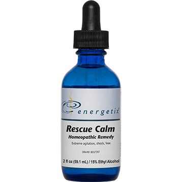 Energetix Rescue Calm 2 oz E60201
