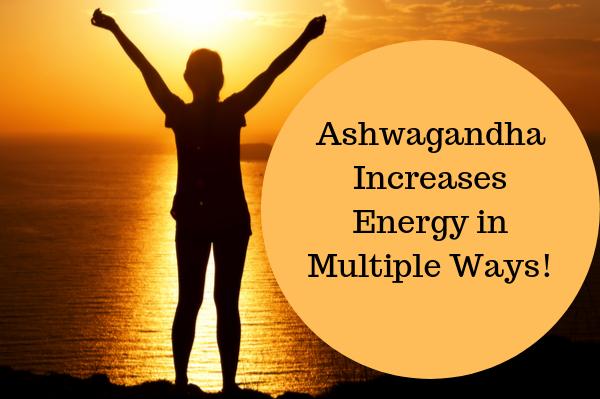 Energy Ashwagandha