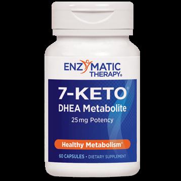 Enzymatic Therapy 7 KETO®3 DHEA 60 caps 7KE12