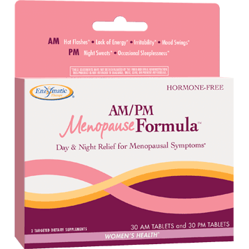 Enzymatic Therapy AM PM Menopause Formula™ 60 tabs AMPM3