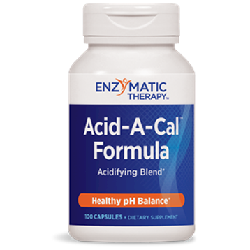Enzymatic Therapy Acid A Cal™ 100 caps AAC10