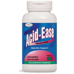 Enzymatic Therapy Acid Ease® 180 caps AE180