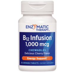 Enzymatic Therapy B12 Infusion™ 30 chew B12FU