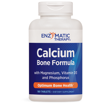 Enzymatic Therapy Calcium 180 tabs CA225