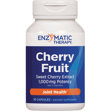Enzymatic Therapy Cherry Fruit Extract 90 caps CHER6