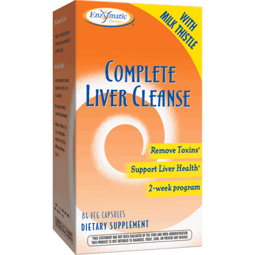 Enzymatic Therapy Complete Liver Cleanse 84 vcaps COM49
