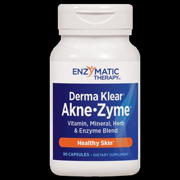 Enzymatic Therapy Derma Klear® Akne•Zyme® 90 capsules DER13