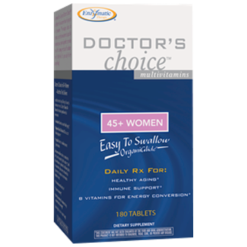 Enzymatic Therapy Doctors Choice™ 45 Women 180 tabs DOC1