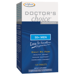 Enzymatic Therapy Doctors Choice™ 50 Men 120 tabs DOC2