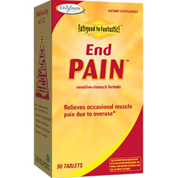 Enzymatic Therapy Fatigued Fantastic End Pain™ 90 tabs FF3