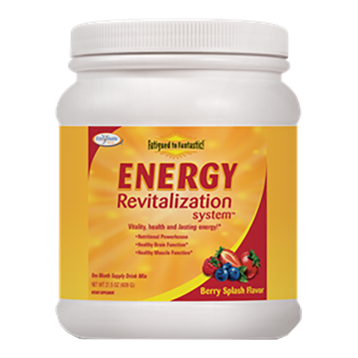 Enzymatic Therapy Fatigued Fantastic Energy Berry 30 day FF14
