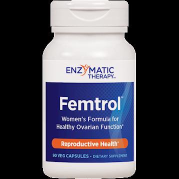 Enzymatic Therapy Femtrol™ 90 vegcaps FEMTR