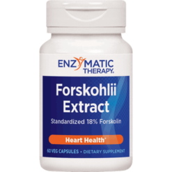 Enzymatic Therapy Forskohlii Extract 60 caps COL55