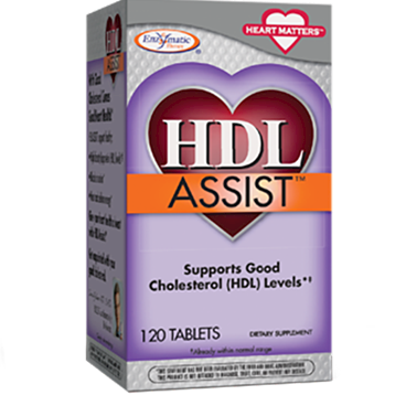 Enzymatic Therapy HDL Assist 120 tabs HDL12