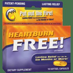 Enzymatic Therapy Heartburn Free® 1000 mg 10 gels HEA28