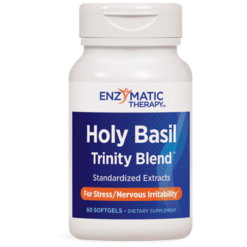 Enzymatic Therapy Holy Basil Trinity Blend™ HOLY7
