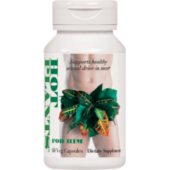 Enzymatic Therapy Hot Plants™ for Him 60 capsules HOTP2