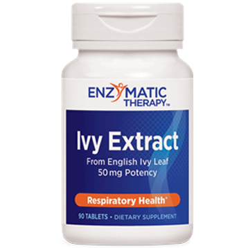Enzymatic Therapy Ivy Extract 90 tabs IEX90
