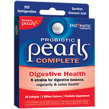 Enzymatic Therapy Pearls IC™ Int.Care Probiotics 30 cap PEARL