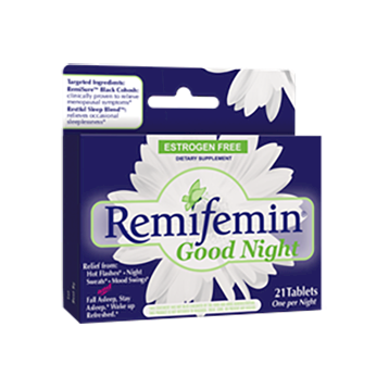 Enzymatic Therapy Remifemin® Good Night 21 tabs RGN21