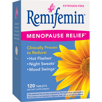 Enzymatic Therapy Remifemin 120 tabs REMI3