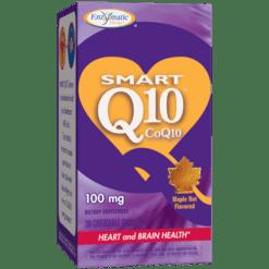 Enzymatic Therapy SMART Q10™ CoQ10 Maple 100 mg 30 chew SMAR2