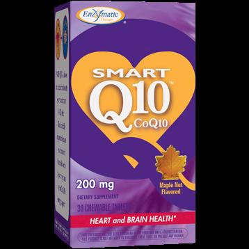 Enzymatic Therapy SMART Q10™ CoQ10 Orange 100 mg 30 chew SMAR5