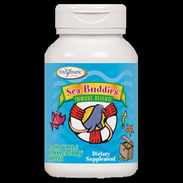 Enzymatic Therapy Sea Buddies™ Immune Sparkleberry 60 chew SBID6