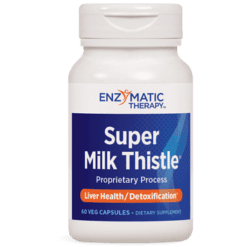 Enzymatic Therapy Super Milk Thistle® 60 capsules SUP87