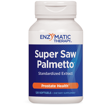 Enzymatic Therapy Super Saw Palmetto® 120 gels SUP88