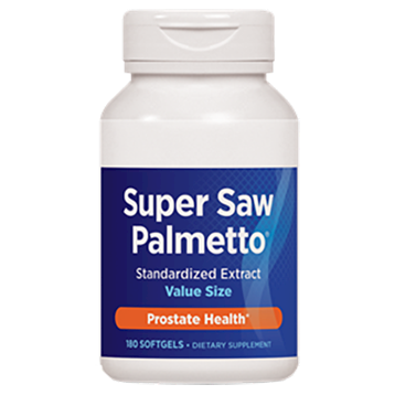Enzymatic Therapy Super Saw Palmetto® 180 gels SUP89