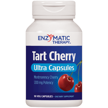 Enzymatic Therapy Tart Cherry Ultra 90 vcaps IT56445