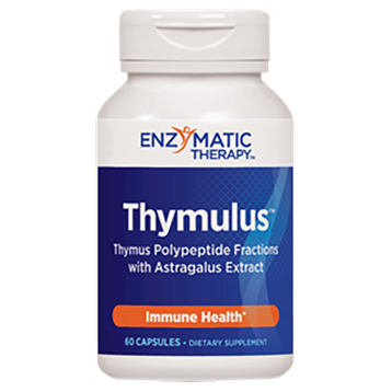 Enzymatic Therapy Thymulus™ 60 caps THY61