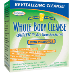 Enzymatic Therapy Whole Body Cleanse™ w Probiotics 1kit WHOL7