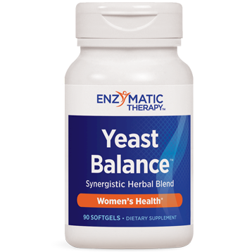Enzymatic Therapy Yeast Balance™ 90 gels YEAS6