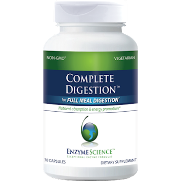 Enzyme Science Complete Digestion 30 Capsules E00015