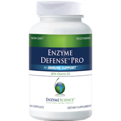 Enzyme Science Enzyme Defense Pro 60 Capsules E00206