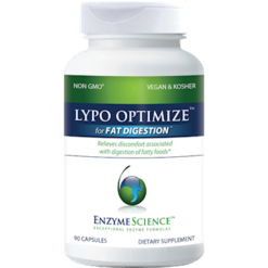 Enzyme Science Lypo Optimize 90 vegcaps E00251