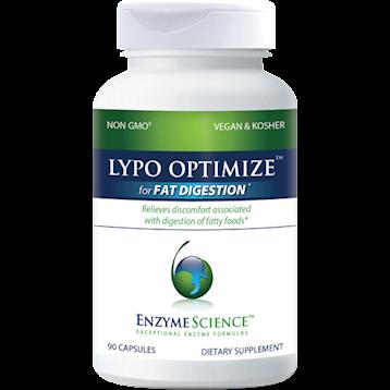 Enzyme Science Lypo Optimize 90 vegcaps E00251
