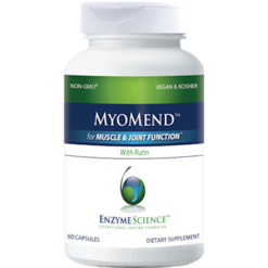 Enzyme Science MyoMend 60 Capsules E00305