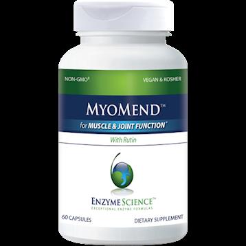 Enzyme Science MyoMend 60 Capsules E00305