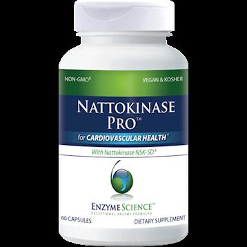Enzyme Science Nattokinase Pro 60 Capsules E00404