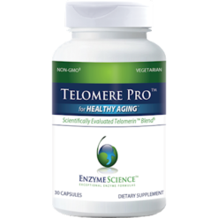 Enzyme Science Telomere Pro 30 Capsules E05157