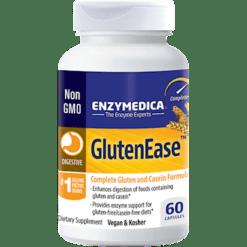 Enzymedica GlutenEase 60 vegcaps E62009